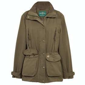 Alan Paine Dunswell Damen Jacke - Olive