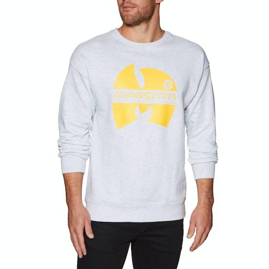 Magenta Wugenta Crewneck Sweater