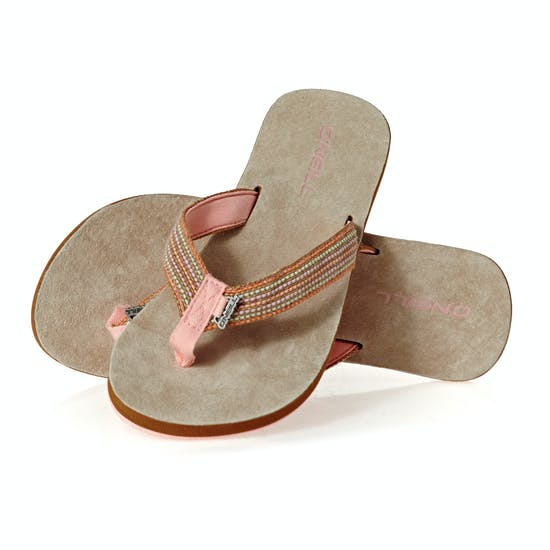 O'Neill Natural Strap Sandals
