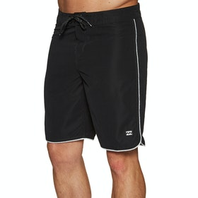 Billabong 73 Og Boardshorts - Black