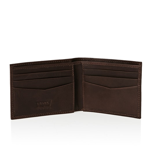 Levi's Oiled Batwing Bifold Brieftasche