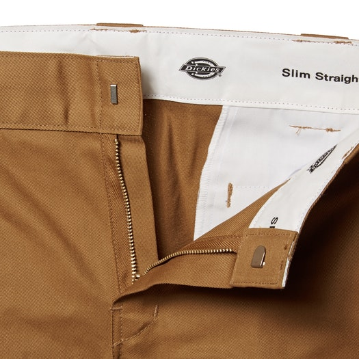 Calça Chino Dickies 873 Slim Straight Work