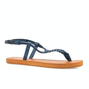 O Neill Braided Ditsy Plus Sandals