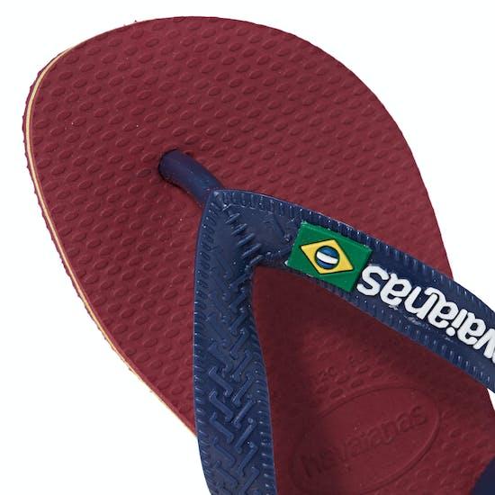 Sandali Bambini Havaianas Brasil Logo