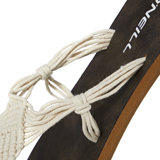O'Neill Crochet Sandals