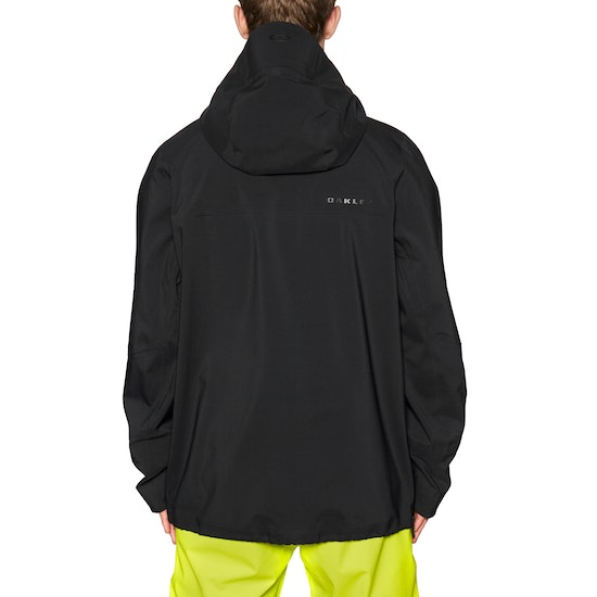 Oakley Black Forest Shell 3l 15k Snow Jacket