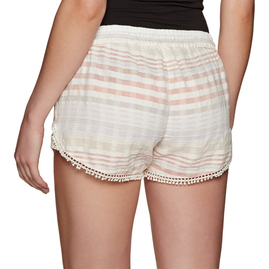 O Neill Jacquard Lace Detail Shorts