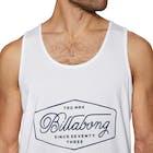 Billabong Trademark Mens Tank Vest