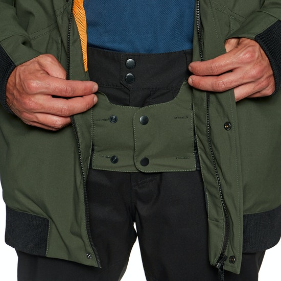 O'Neill Decode Bomber Snow Jacket