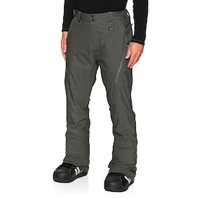 Bonfire Surface Stretch Snow Pant - Charcoal