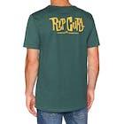 Rip Curl Cartoon Short Sleeve T-Shirt