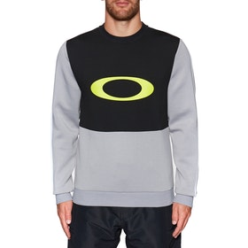 Sweat Oakley Jazz Hands DWR Crew Neck - Blackout