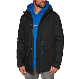 Element Roghan Jacket - Flint Black