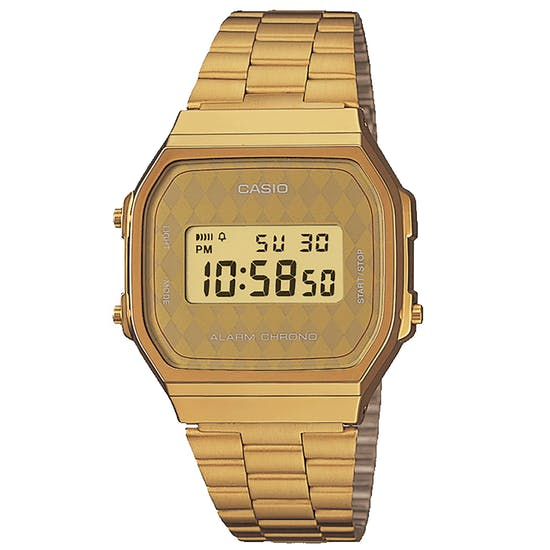 Casio Casio Retro Metal Digital Uhr