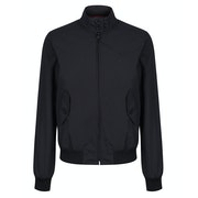Fred Perry Re Issues Classic Harrington Jacket