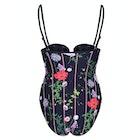 Ted Baker Maariee Hedgerow Balconette Women's Swimsuit