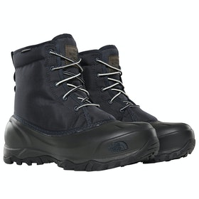 North Face Tsumoru Ladies Boots - Urban Navy TNF Black
