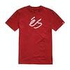 eS Mid Script Tech Short Sleeve T-Shirt - Red