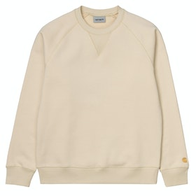 Carhartt Chase Sweater - Flour Gold