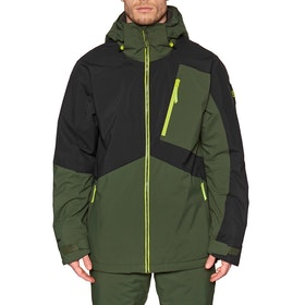 O'Neill Aplite , Snowboardjacka - Forest Night