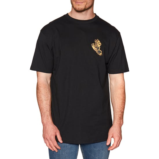 Santa Cruz Crash Hand Short Sleeve T-Shirt