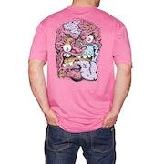T-Shirt à Manche Courte Santa Cruz Robface 2