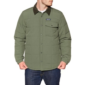 Veste Patagonia Isthmus Quilted Shirt - Industrial Green