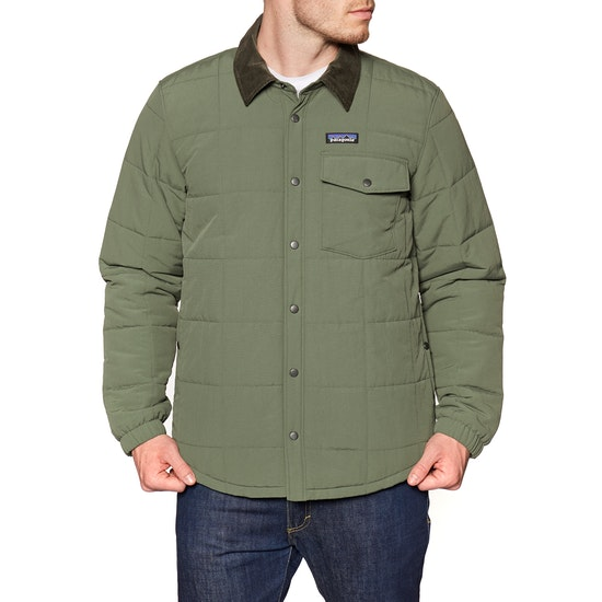 Blusão Patagonia Isthmus Quilted Shirt