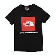 North Face Box Boys Short Sleeve T-Shirt