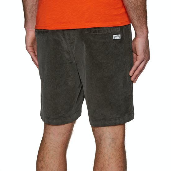 Billabong Larry Layback Cord Mens Walk Shorts