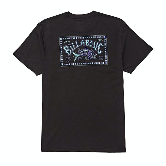 Billabong Bad Fish Short Sleeve T-Shirt