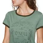 O'Neill Audra Short Sleeve T-Shirt