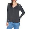 Rip Curl Clo Long Sleeve T-Shirt - Blue Graphite