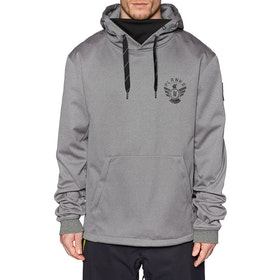 Chaqueta de snowboard Planks Parkside Soft Shell Riding Hood - Sports Grey