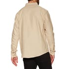 RVCA Black Sand Flannel Ls Shirt