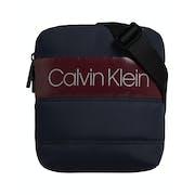 Calvin Klein Puffer Mini Reporter Messenger Bag