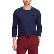 Polo Ralph Lauren Long Sleeved Sleep Loungewear Tops