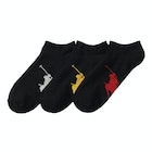 Polo Ralph Lauren 3 Pack Ped Fashion Socks