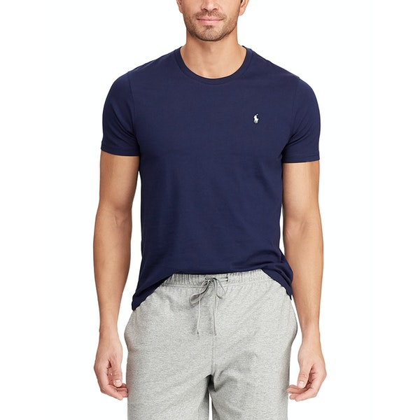 Ralph Lauren Short Sleeved Sleep Top Nightwear