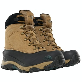 North Face Chilkat III Boots - British Khaki Tnf Black
