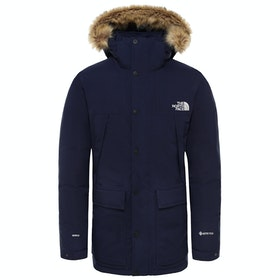 North Face Mountain Murdo GTX Down Jacket - Montague Blue