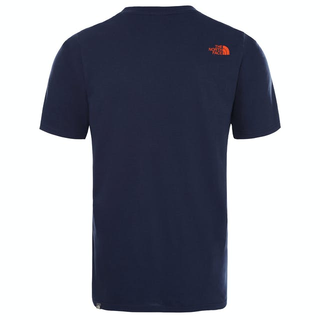 North Face Simple Dome Mens T Shirt