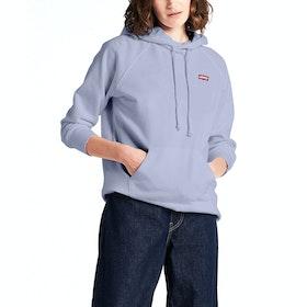 Levi's Graphic Sport Women's Pullover Hoody - Xenon Blue