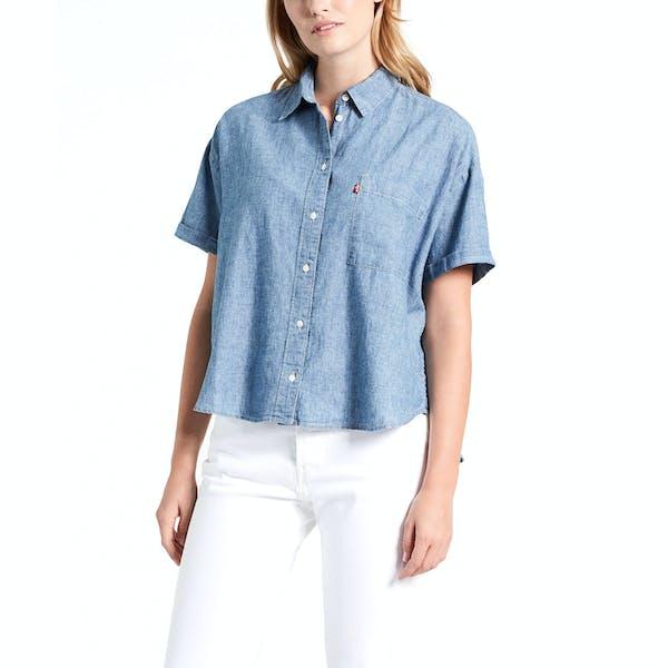 Levis Maxine Short Sleeve Shirt