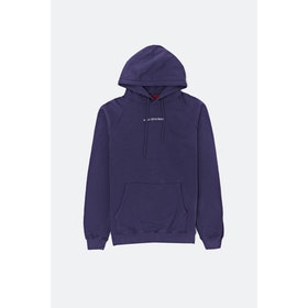 Le Fix Jumping Letters Hoodie - Purple