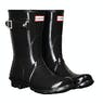 Hunter Original Short Gloss Ladies Wellington Boots