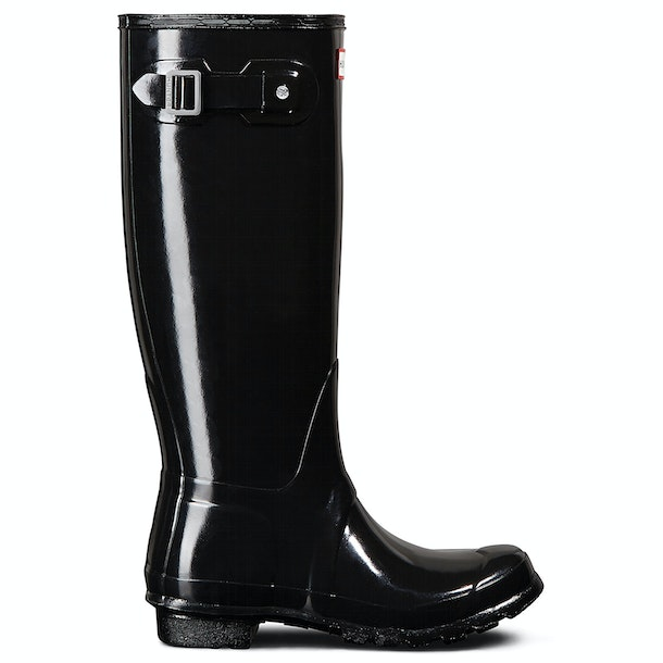 Hunter Original Tall Gloss Ladies Wellington Boots