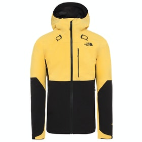 North Face Apex Flex GTX 2.0 Waterproof Jacket - Tnf Yellow Tnf Black