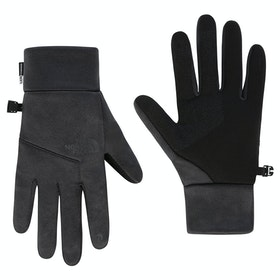 North Face Etip Hardface Gloves - Tnf Black Heather
