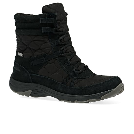 Merrell Approach Nova Mid Lace Wp Womens Boots